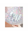 Huwelijk hartjes ballonnen vul set 10 stuks