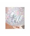 Huwelijk hartjes ballonnen vul set 15 stuks