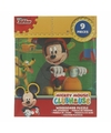Uitdeel Mickey Mouse puzzeltjes